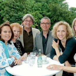 Empfang von FilmFernsehFonds Bayern im Rahmen des Filmfest München / Caroline Link, Gloria Burkert, Heinz Badewitz, Gebhard Henke, Juliane Köhler und Dagmar Hirtz Poster