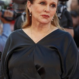 Carrie Fisher / 70. Internationale Filmfestspiele Venedig 2013 Poster