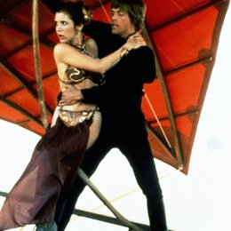 Star Wars: Episode VI - Rückkehr der Jedi-Ritter / Carrie Fisher / Mark Hamill / Die Rückkehr der Jedi-Ritter - Special Edition / Star Wars: Complete Saga I-VI Poster