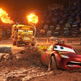 Cars 3: Evolution Poster
