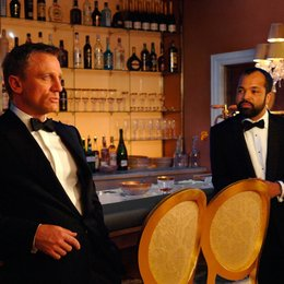 Casino Royale / Daniel Craig / Jeffrey Wright