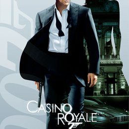 James Bond 007: Casino Royale Poster