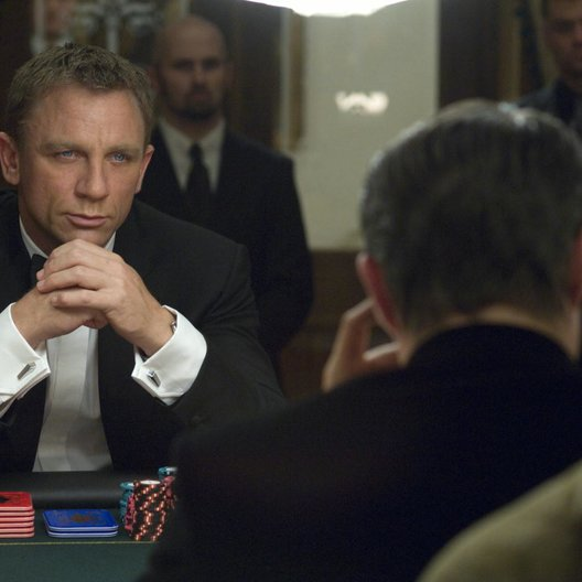 James Bond 007: Casino Royale / Daniel Craig / James Bond 007 - Casino Royale / Ein Quantum Trost / Skyfall