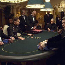 James Bond 007: Casino Royale / Daniel Craig / Mads Mikkelsen Poster