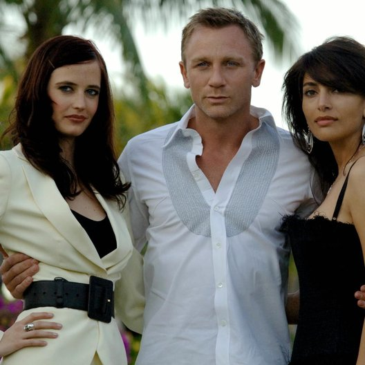 James Bond 007: Casino Royale / Eva Green / Daniel Craig / Caterina Murino
