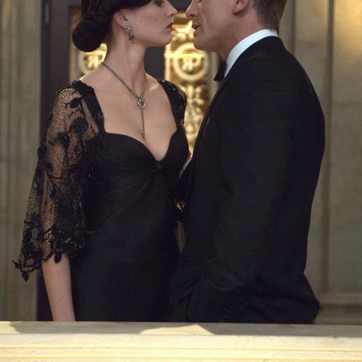 James Bond 007: Casino Royale / Eva Green / Daniel Craig / Daniel Craig - Doppelbox