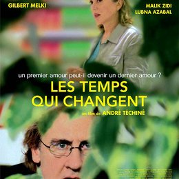 Changing Times / temps qui changent, Les Poster