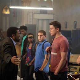 21 Jump Street / Ice Cube / Jaren Mitchell / Jr. Rye Rye / Jonah Hill / Channing Tatum / Dakota Johnson Poster