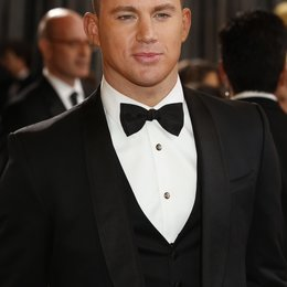 Channing Tatum / 85th Academy Awards 2013 / Oscar 2013 Poster