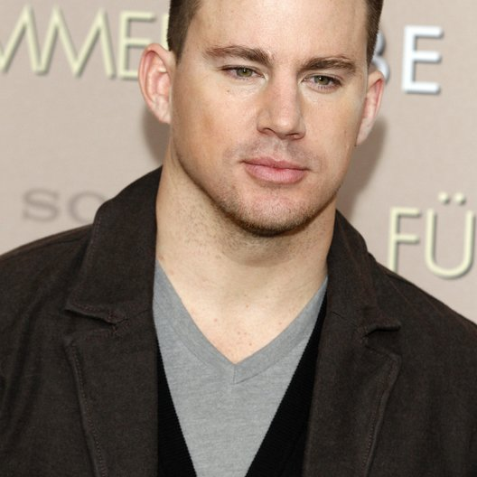 Channing Tatum / The Vow Photocall Poster