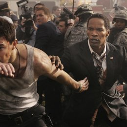 White House Down / Channing Tatum / Jamie Foxx Poster