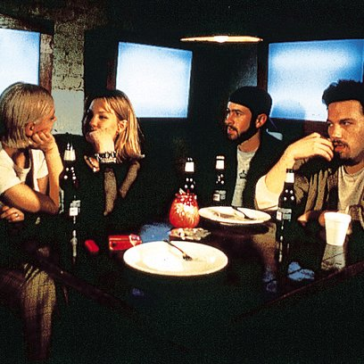 Chasing Amy / Joey Lauren Adams / Kevin Smith / Ben Affleck Poster
