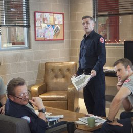 Chicago Fire / Chicago Fire (1. Staffel) / Jesse Spencer / David Eigenberg / Yuri Sardarov / Christian Stolte Poster
