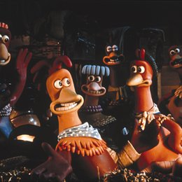 Chicken Run - Hennen rennen Poster