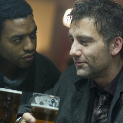 Children of Men, The / Chiwetel Ejiofor / Clive Owen Poster