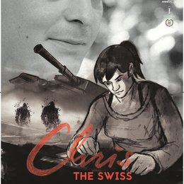 Chris the Swiss Poster