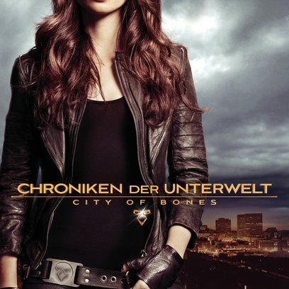 Chroniken der Unterwelt - City of Bones Poster