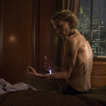 Chroniken der Unterwelt - City of Bones / Jamie Campbell Bower Poster