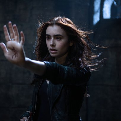 Chroniken der Unterwelt - City of Bones / Mortal Instruments - Chroniken der Unterwelt, The / Lily Collins Poster