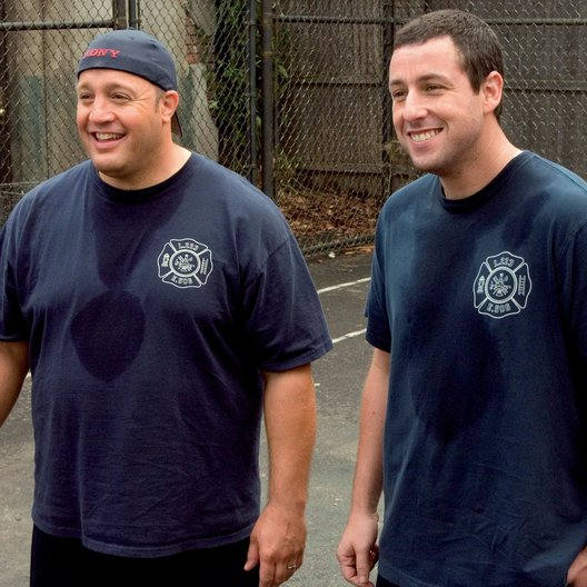 Chuck und Larry - Wie Feuer und Flamme / I Now Pronounce You Chuck and Larry / Kevin James / Adam Sandler