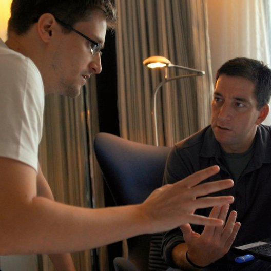 Citizenfour / Edward Snowden / Glenn Greenwald Poster