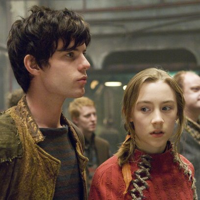 City of Ember - Flucht aus der Dunkelheit / City of Ember / Saoirse Ronan / Harry Treadaway Poster