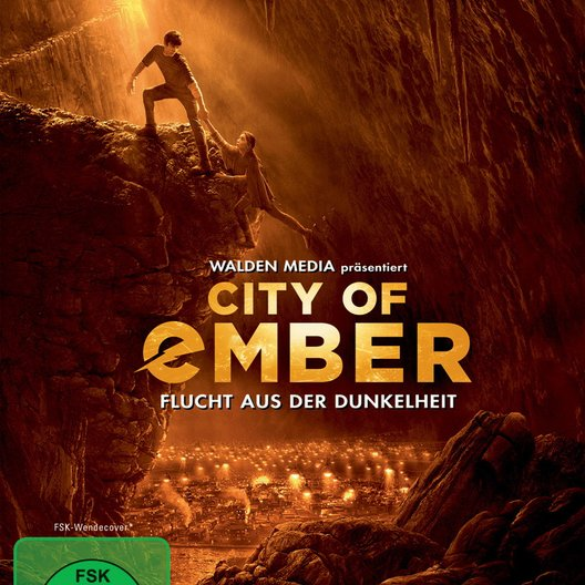 City of Ember - Flucht aus der Dunkelheit / The City of Ember Poster