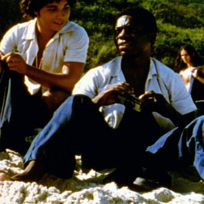 City of God / Alexandre Rodrigues (Mi.) Poster