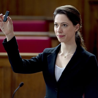 Unter Beobachtung / Rebecca Hall Poster