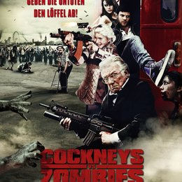 Cockneys vs Zombies / Cockneys vs. Zombies Poster