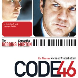 Code 46 Poster