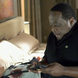 Codename: The Cleaner / Cedric the Entertainer Poster