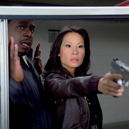 Codename: The Cleaner / Cedric the Entertainer / Lucy Liu Poster
