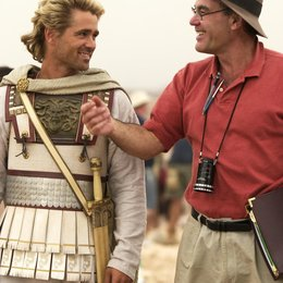 Alexander / Colin Farrell / Oliver Stone / Set Poster