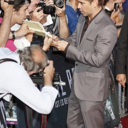 Colin Farrell / Autogrammstunde / Filmpremiere Total Recall Poster