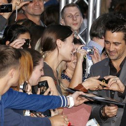 Colin Farrell / Autogrammstunde / Filmpremiere Total Recall