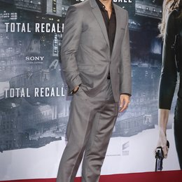 Colin Farrell / Filmpremiere Total Recall Poster