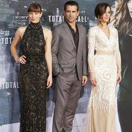 "Jessica Biell / Colin Farrell / Kate Beckinsale / Filmpremiere ""Total Recall"" Poster"