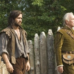 New World, The / Colin Farrell / Christopher Plummer Poster