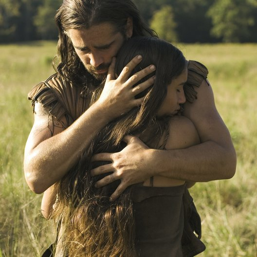 New World, The / Q'Orianka Kilcher / Colin Farrell