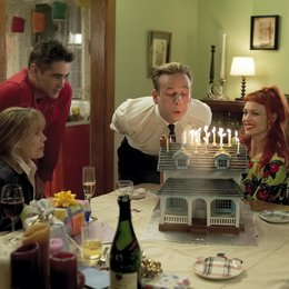 Zuhause am Ende der Welt, Ein / Sissy Spacek / Colin Farrell / Dallas Roberts / Robin Wright Penn Poster
