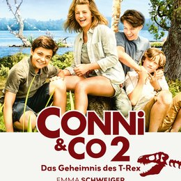 Conni & Co 2 - Das Geheimnis des T-Rex / Conni & Co 2 Poster
