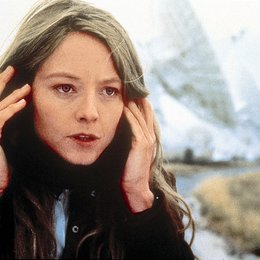 Contact / Jodie Foster Poster