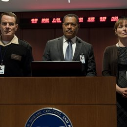 Contagion / Laurence Fishburne Poster