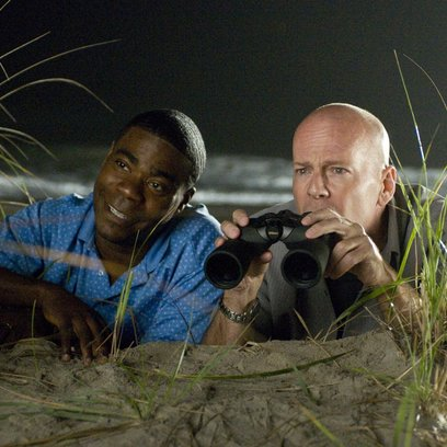 Cop Out - Geladen und Entsichert / Tracy Morgan / Bruce Willis Poster