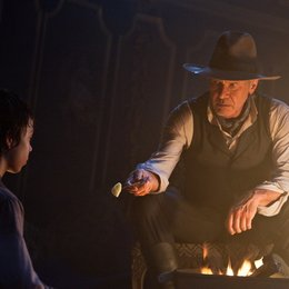 Cowboys & Aliens / Harrison Ford Poster