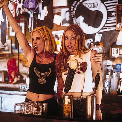 Coyote Ugly / Maria Bello / Piper Perabo Poster