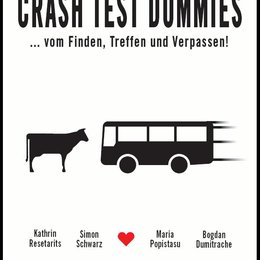 Crash Test Dummies Poster