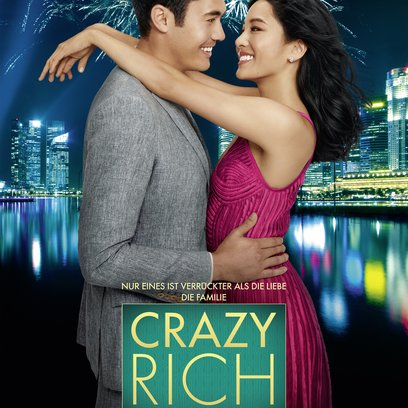 Crazy Rich Poster