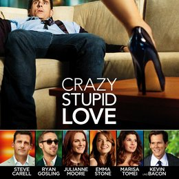 Crazy, Stupid, Love Poster